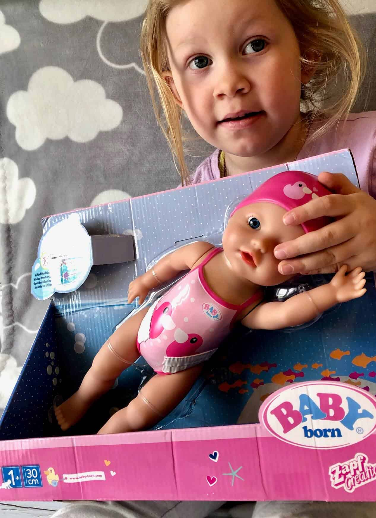 BABY born My First Swim Doll Review