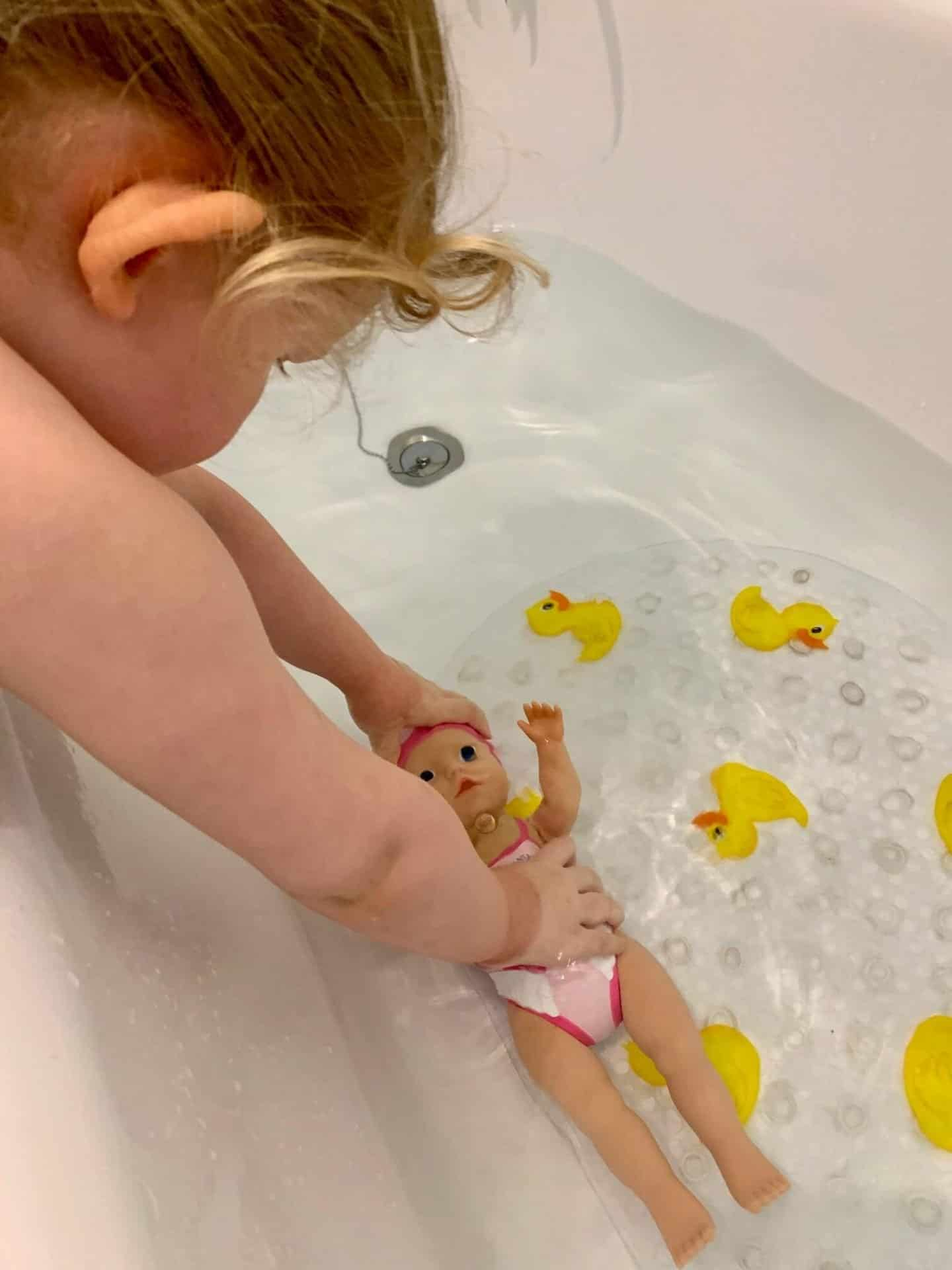 BABY born My First Swim Girl Doll Review