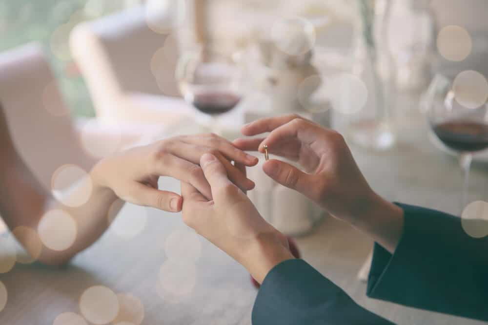 Engagement Ring Styles for Dainty Hands