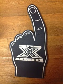 Another Competition Win - A Foam Finger!