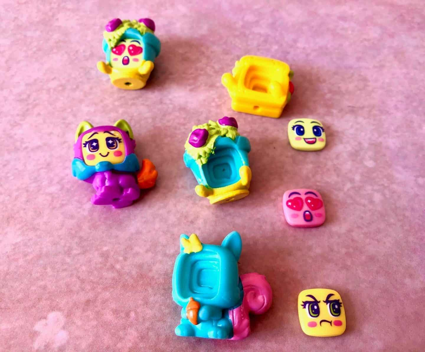 MojiPops Party Swappable Faces