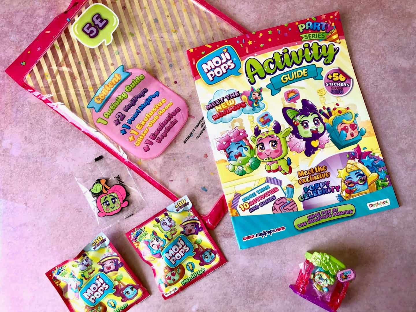 MojiPops Party Starter Set
