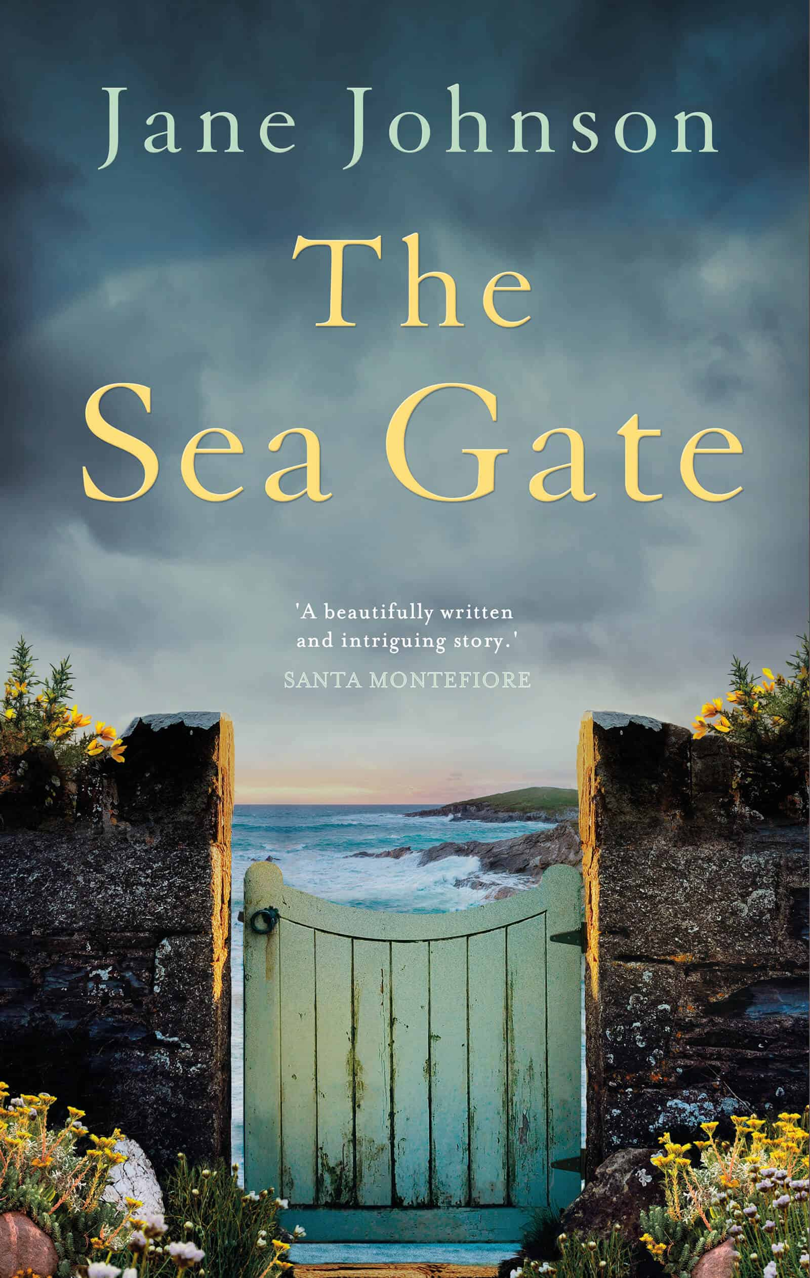 The Sea Gate by Jane Johnson - Book Cover and Review