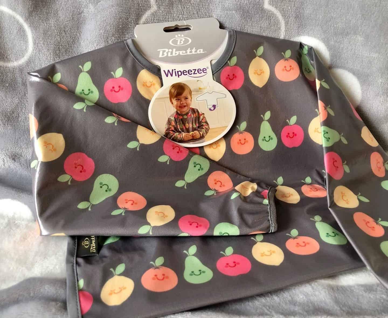 Wipeezee Bib with Sleeves