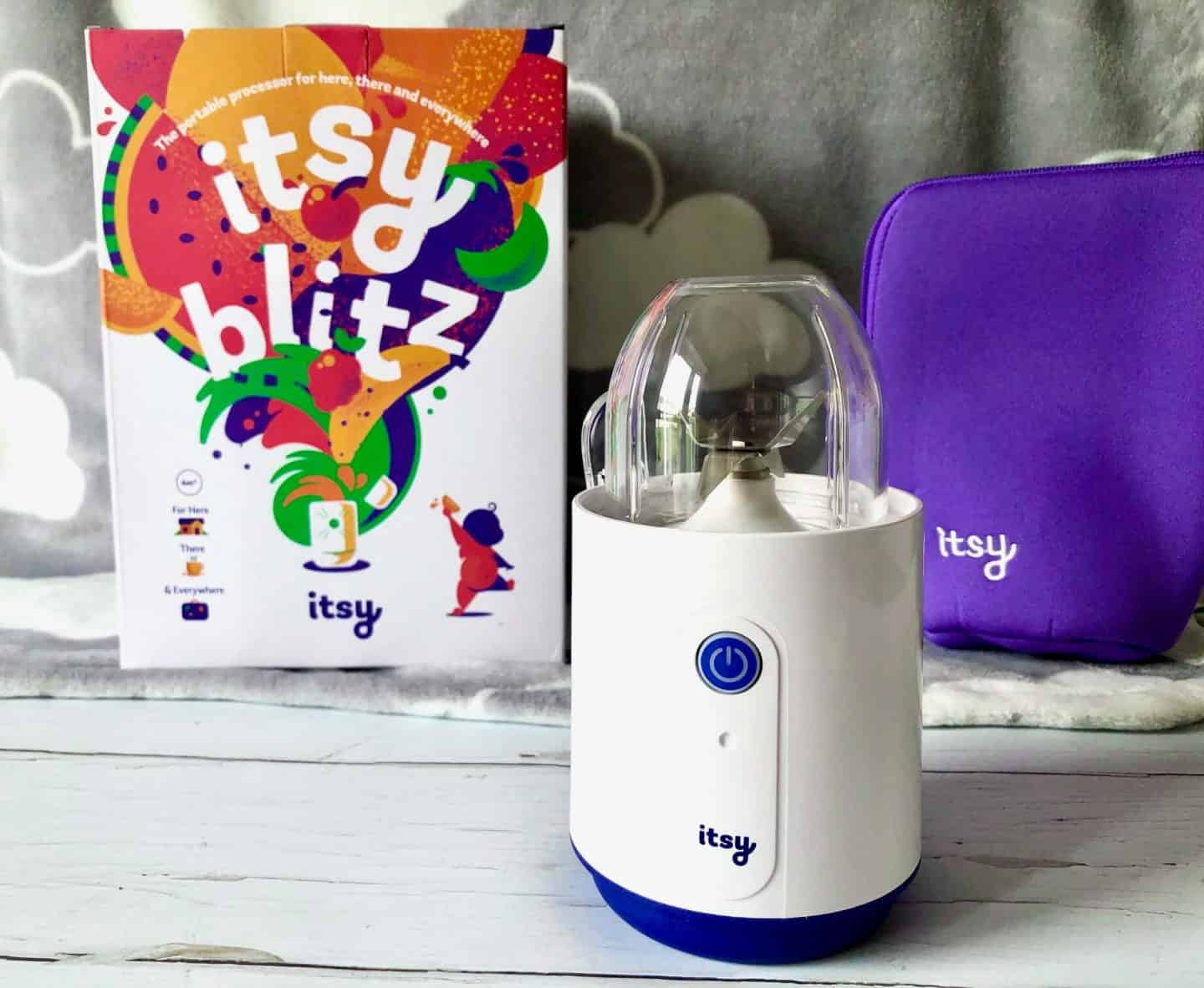Itsy Blitz portable blender