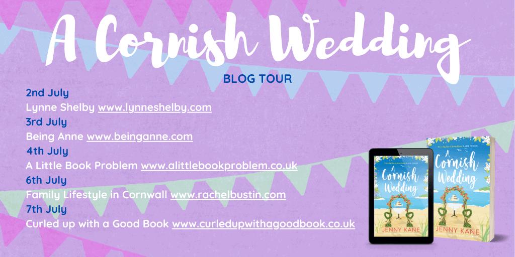 A Cornish Wedding Blog Tour