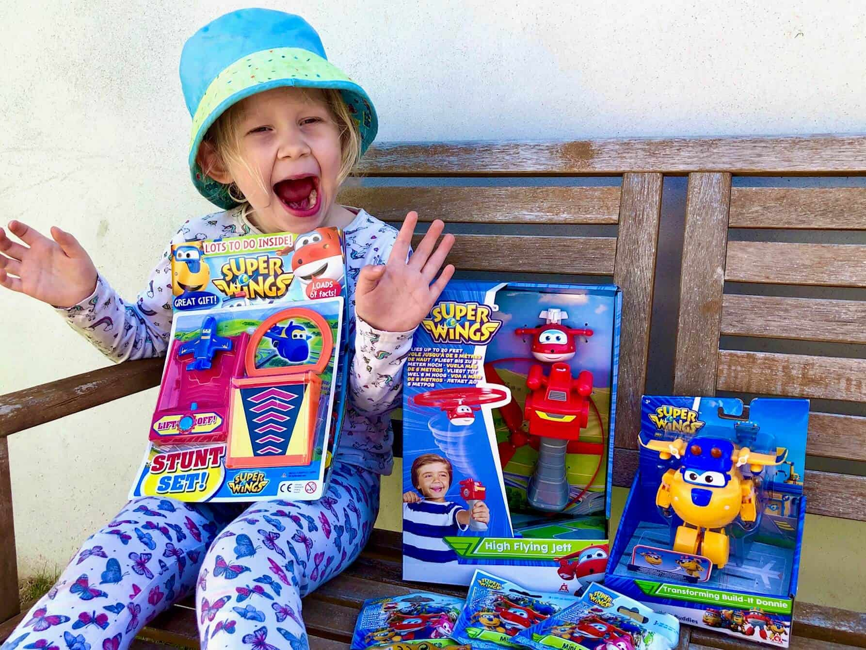 Learning At Home With Super Wings