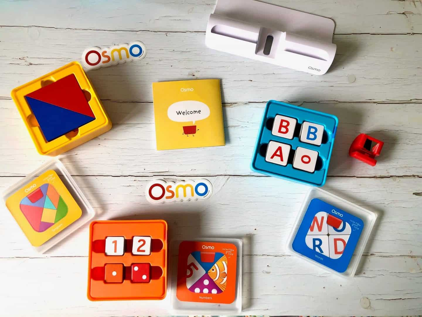 Osmo Genius Starter Kit Review - What's in the box