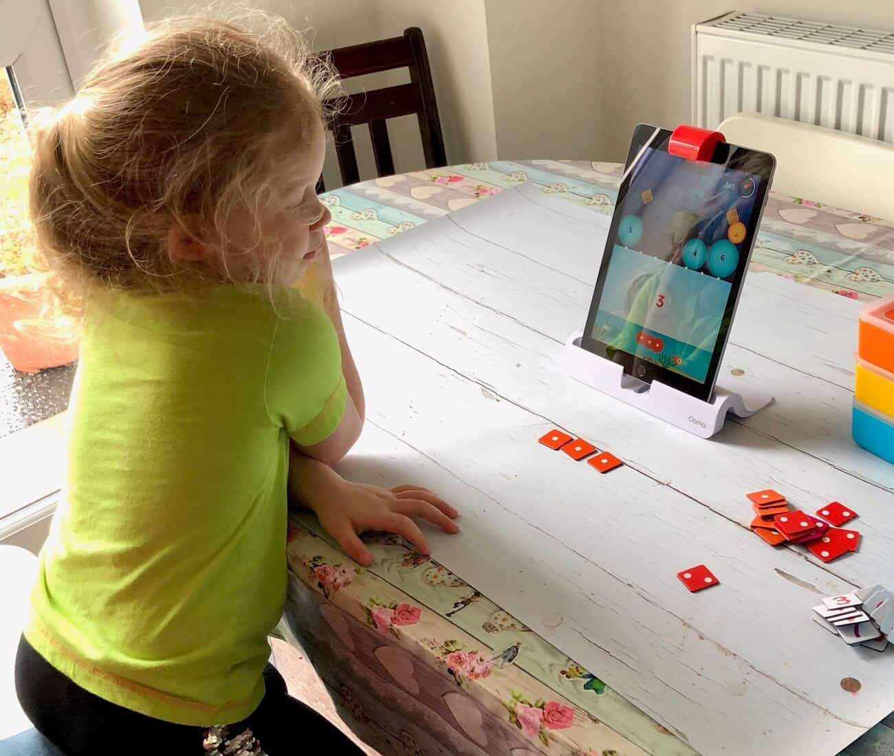 Osmo Maths Game