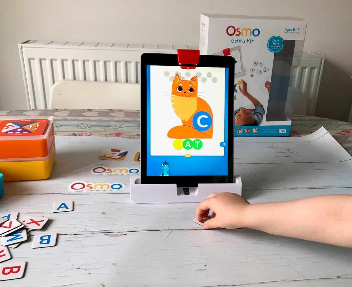 Osmo Maths Game for iPad