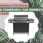The Blogger's Summer Giveaway - Win a Gas BBQ Worth £335!