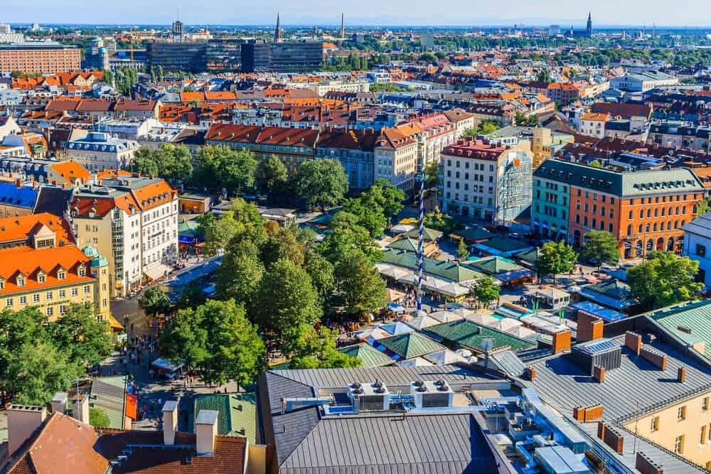Things to do in Munich - Viktualienmarkt, Munich, Bavaria, Germany