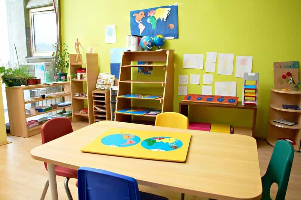 Visit a preschool