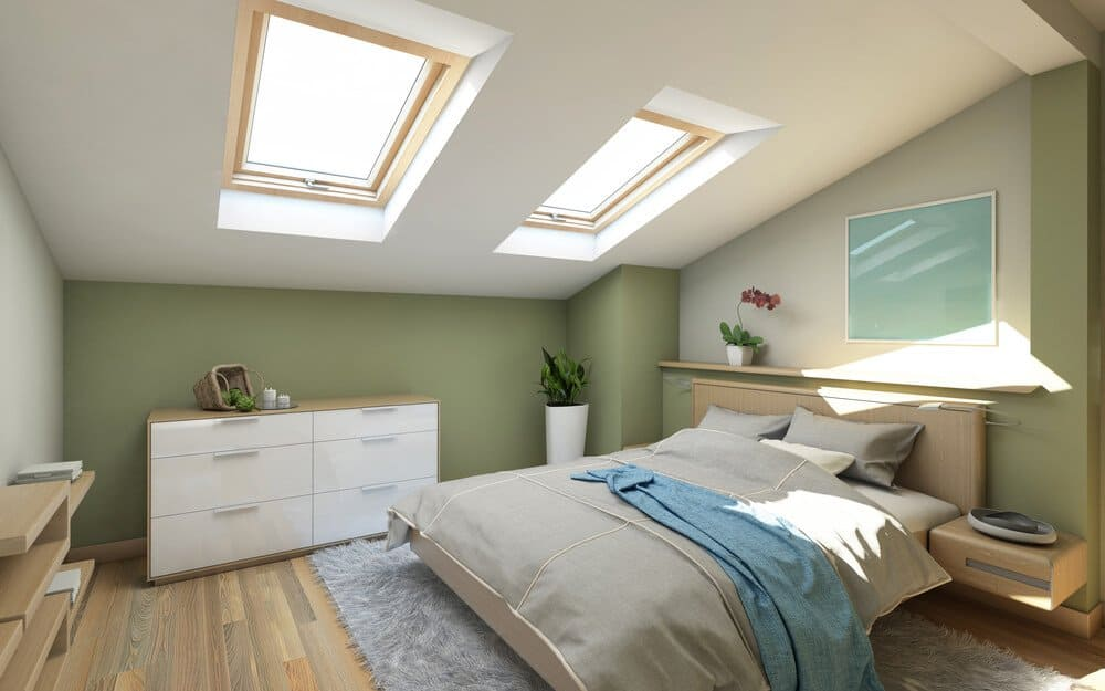 Converting a Loft Space Into an Extra Bedroom