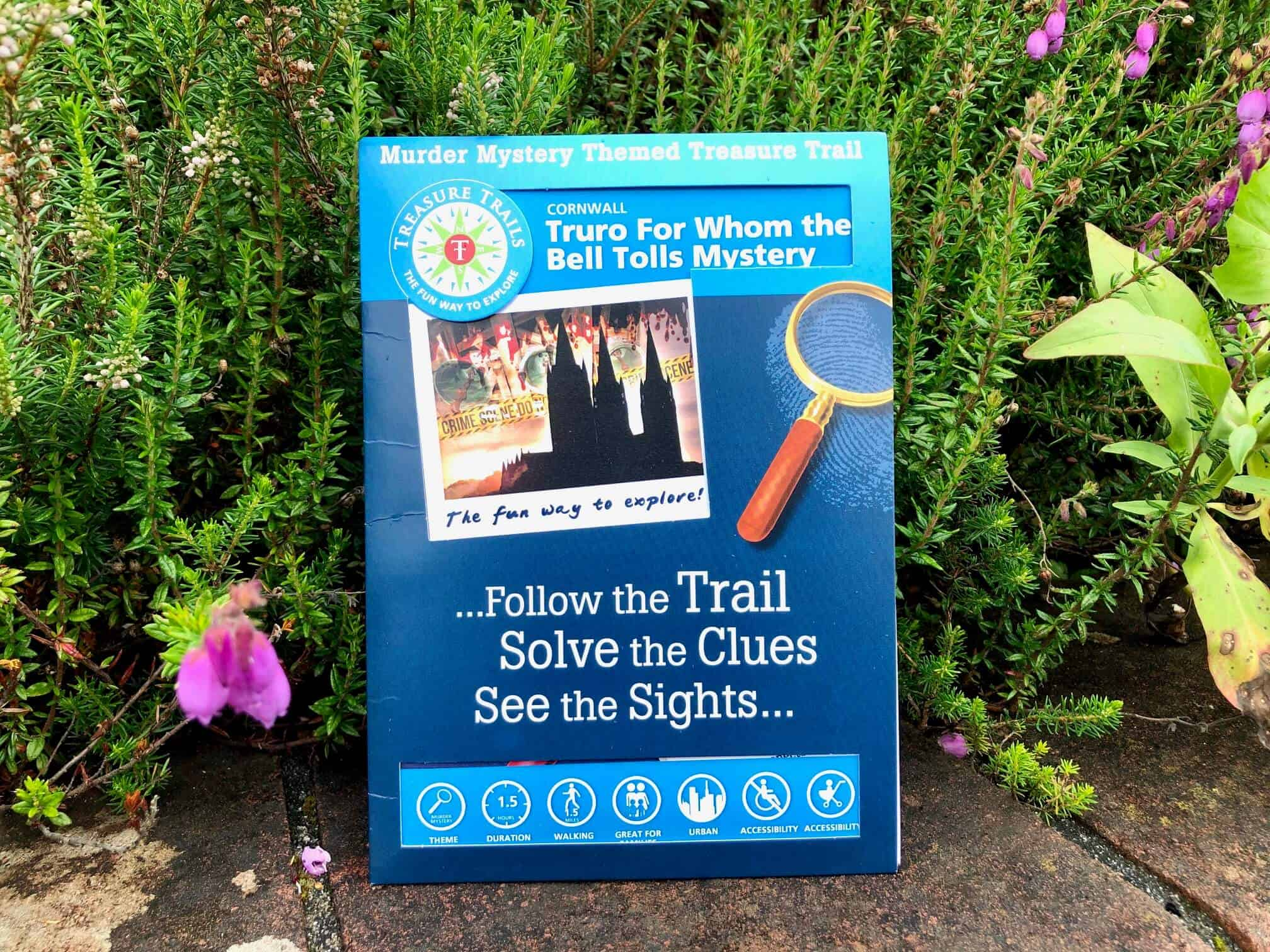 Exploring Truro With Treasure Trails – Review