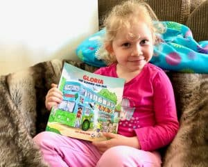 Gloria the Summer Fun Bus by Sue Wickstead - Review