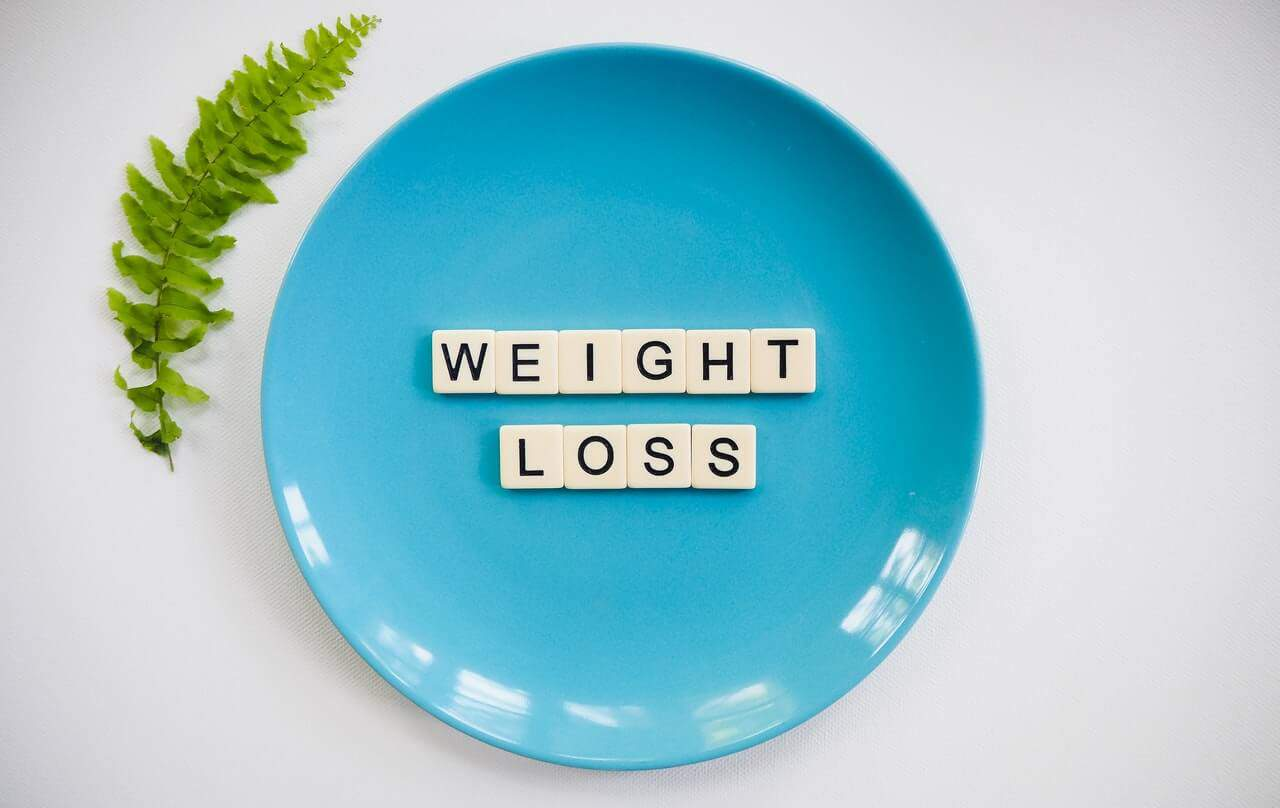 How Do the Best Appetite Suppressant Supplements Work - weight loss on a plate