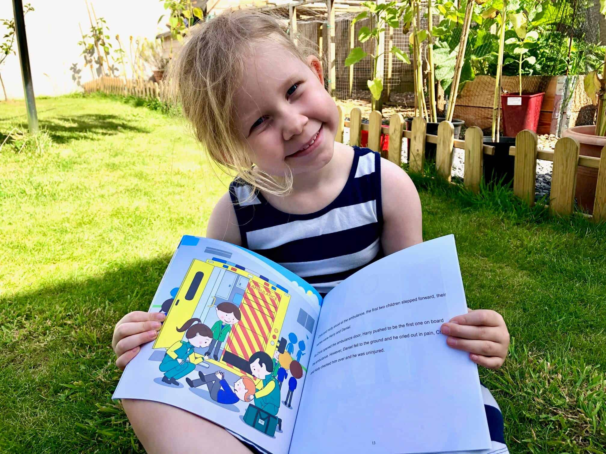 L reading Paramedic Chris A Sorry Bully by Tim Parsons - Review