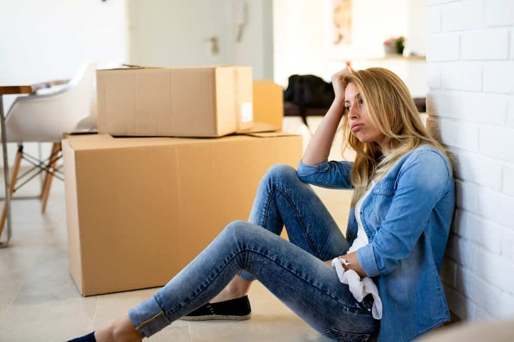 Reducing the stress of moving home