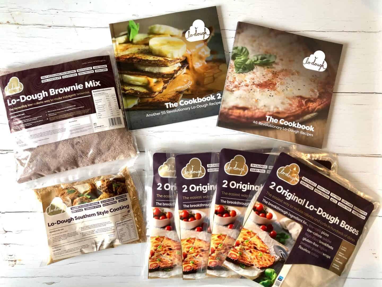 Review: Lo-Dough - Low Calorie, Low Carb, High Fibre Bread Alternative