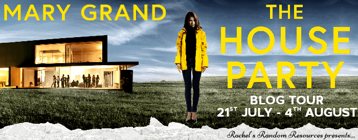 The House Party Blog Tour Stops
