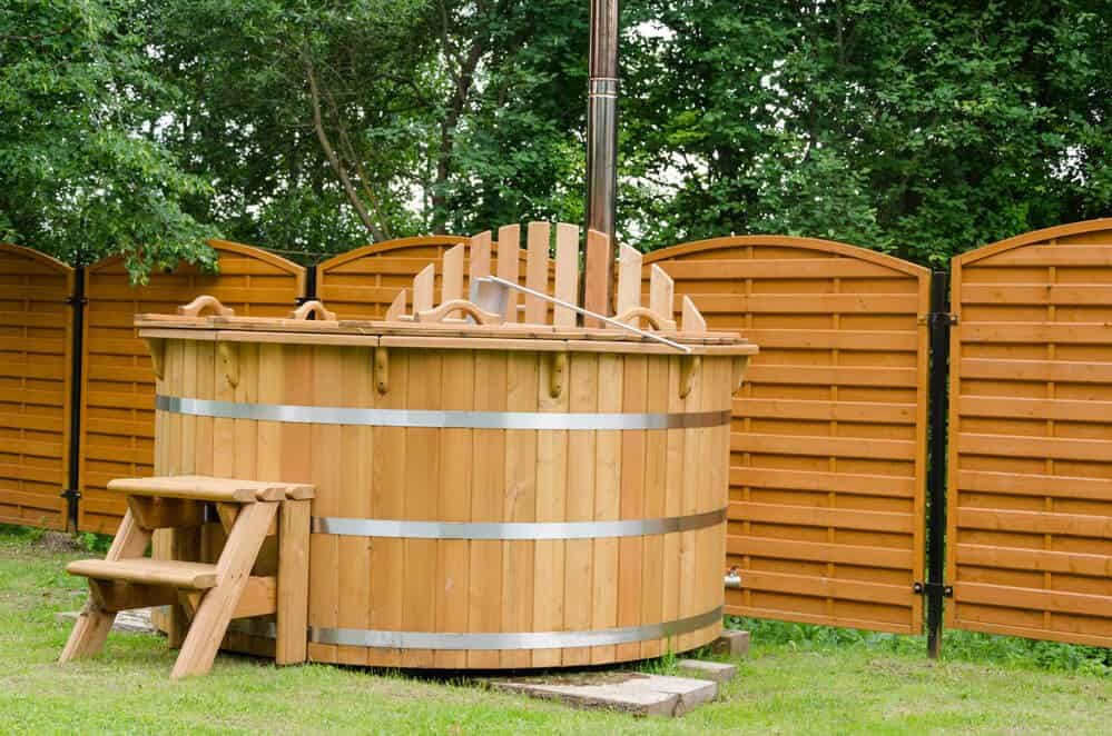 Transform Your Garden into a Relaxation Haven - hot tub