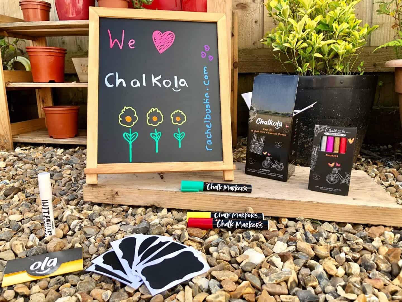 We love Chalkola
