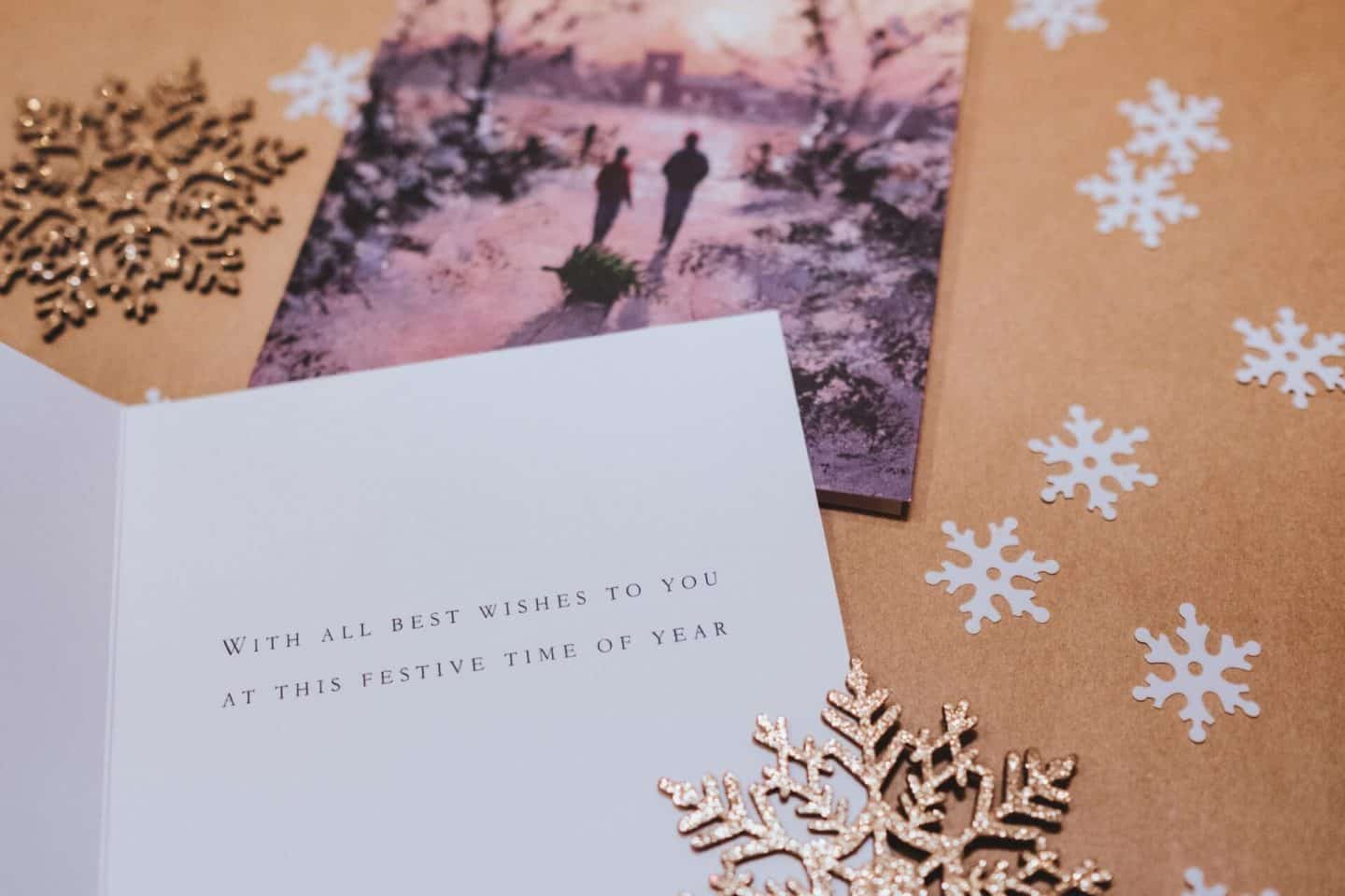 What to Consider when Buying Christmas Cards