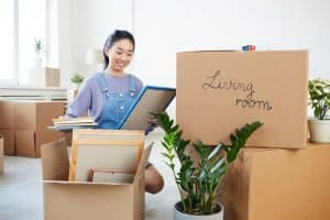 Why It's a Good Idea To Declutter Before Moving House - Moving house checklist for dummies
