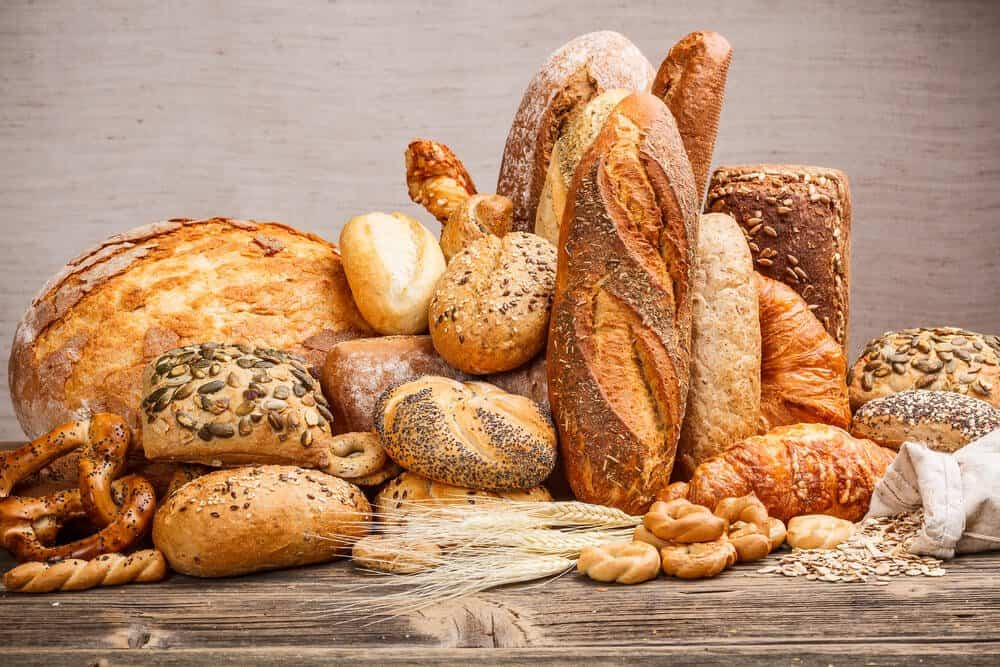 causes of bowel problems  - gluten and bread goods