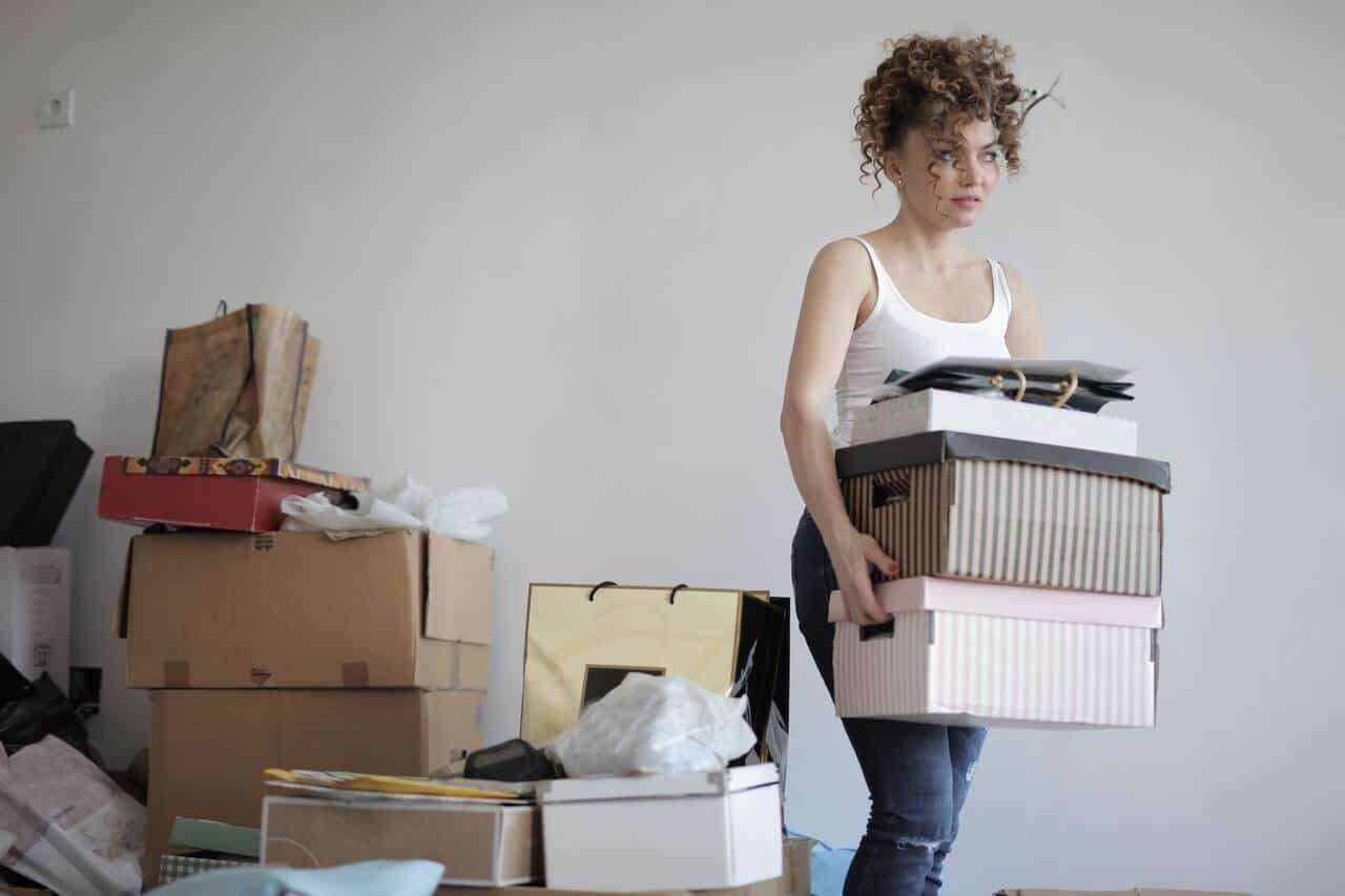 Decluttering The Clutter - Tidy Home Tidy Mind