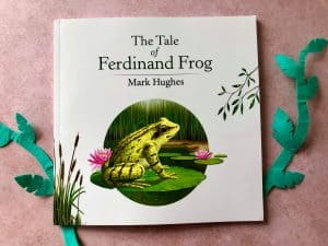 The Tale of Ferdinand Frog by Mark Hughes - Review and Giveaway