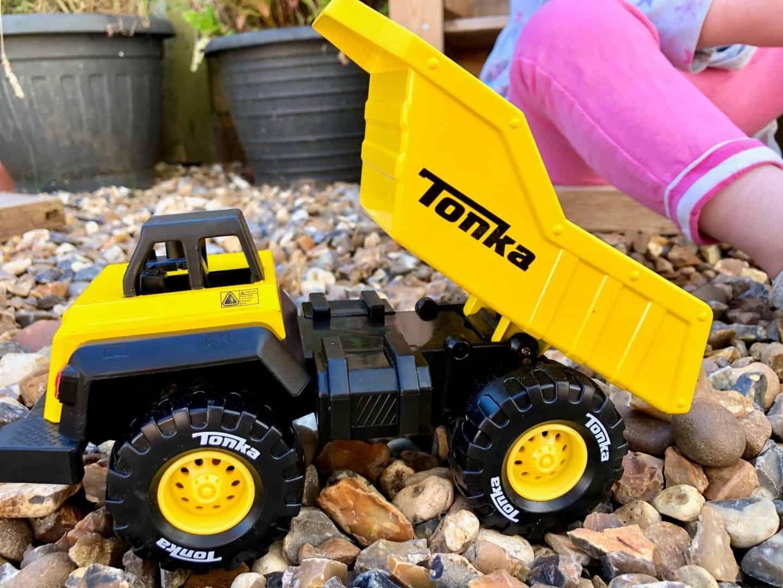 Tonka Dumper Truck
