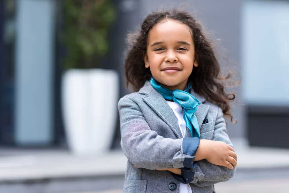 Top Tips: How to Raise a Confident Child