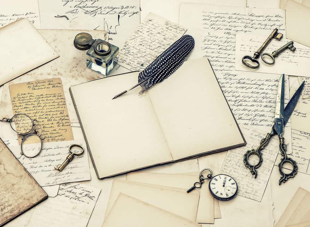 family diary blog post series