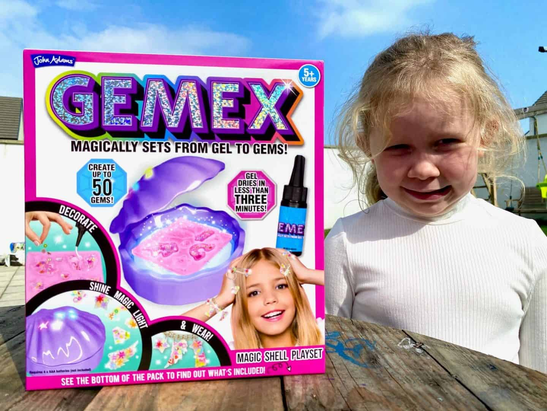 GEMEX Magic Shell Playset
