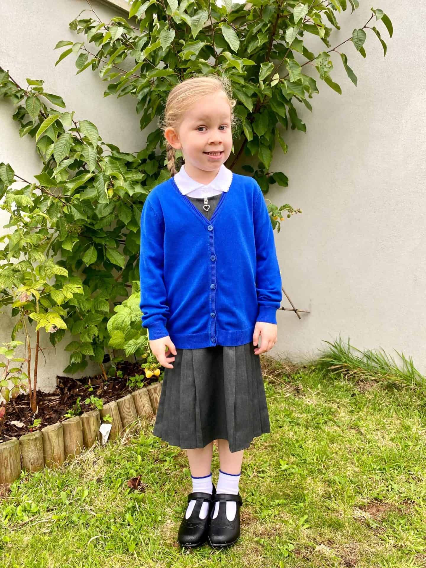 L's First Day of School September 2020