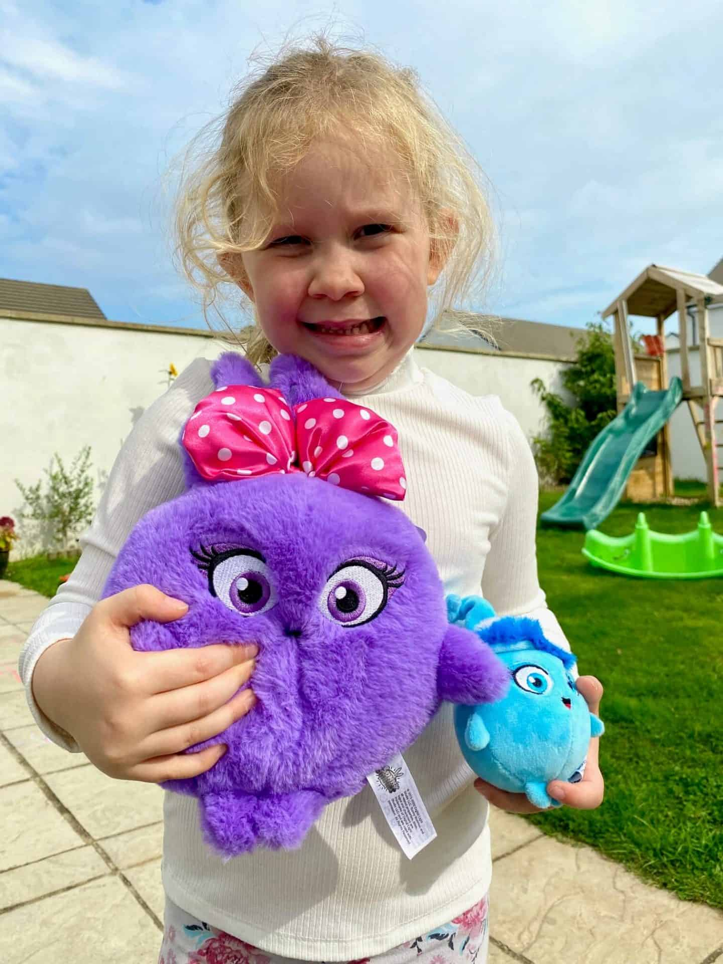 Sunny Bunnies Giggle & Hop Soft Toy Review and Giveaway