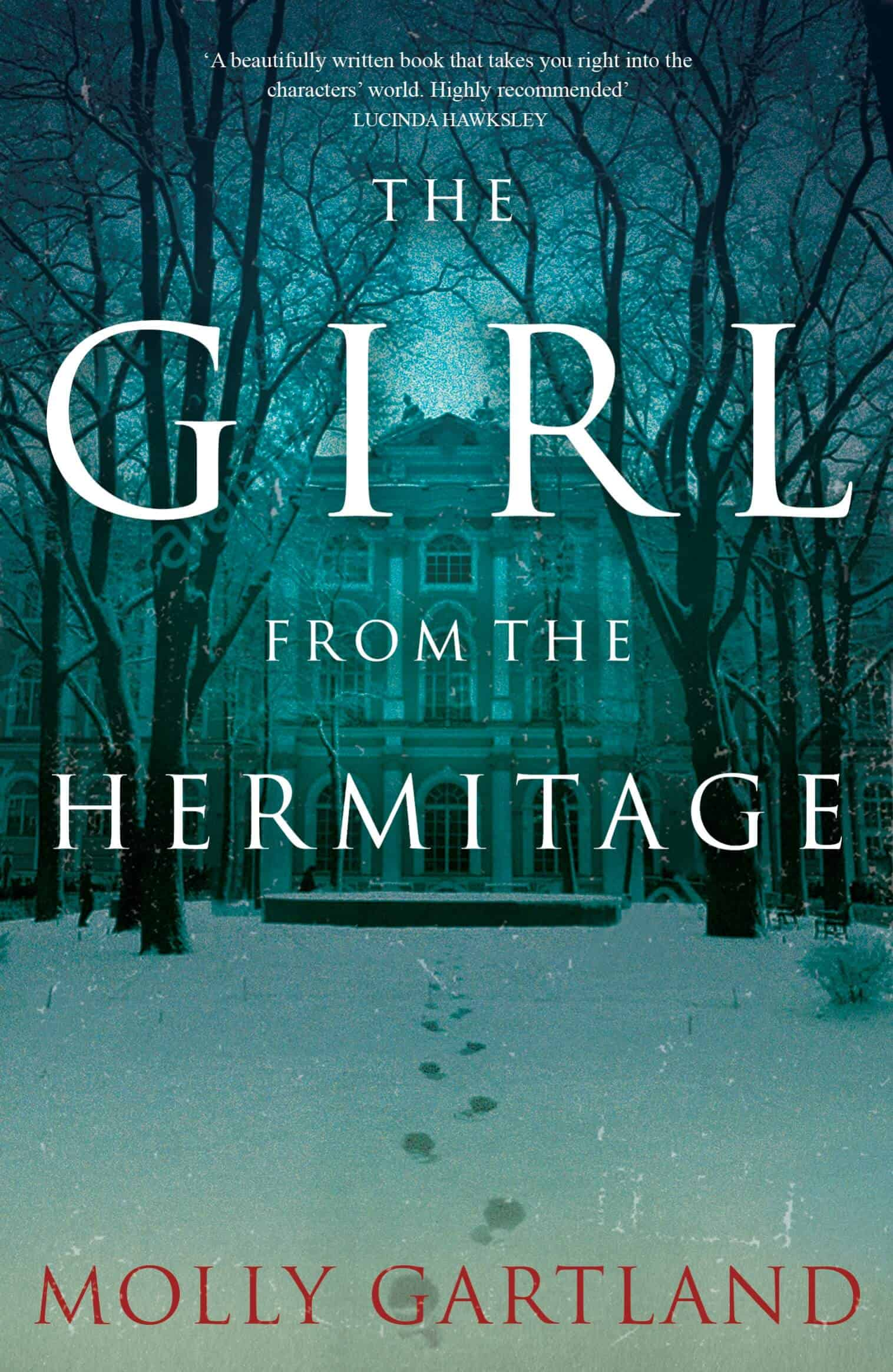 The Girl From The Hermitage by Molly Gartland - Book Review