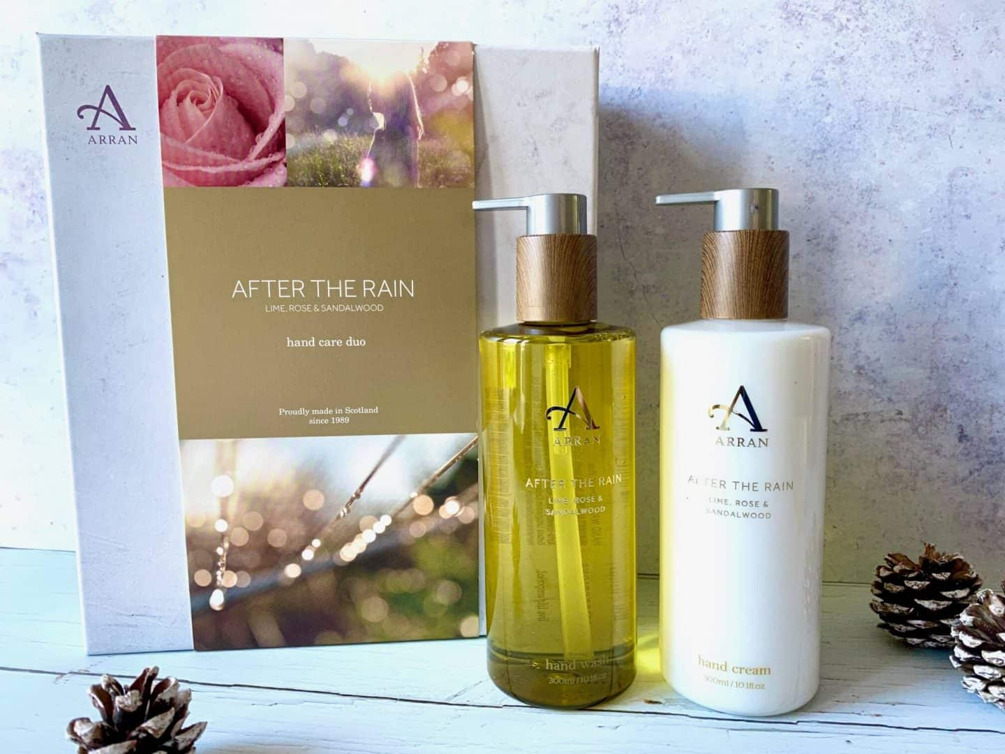 After the Rain Hand Care Duo