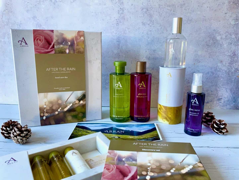 Arran Bath and Body Care