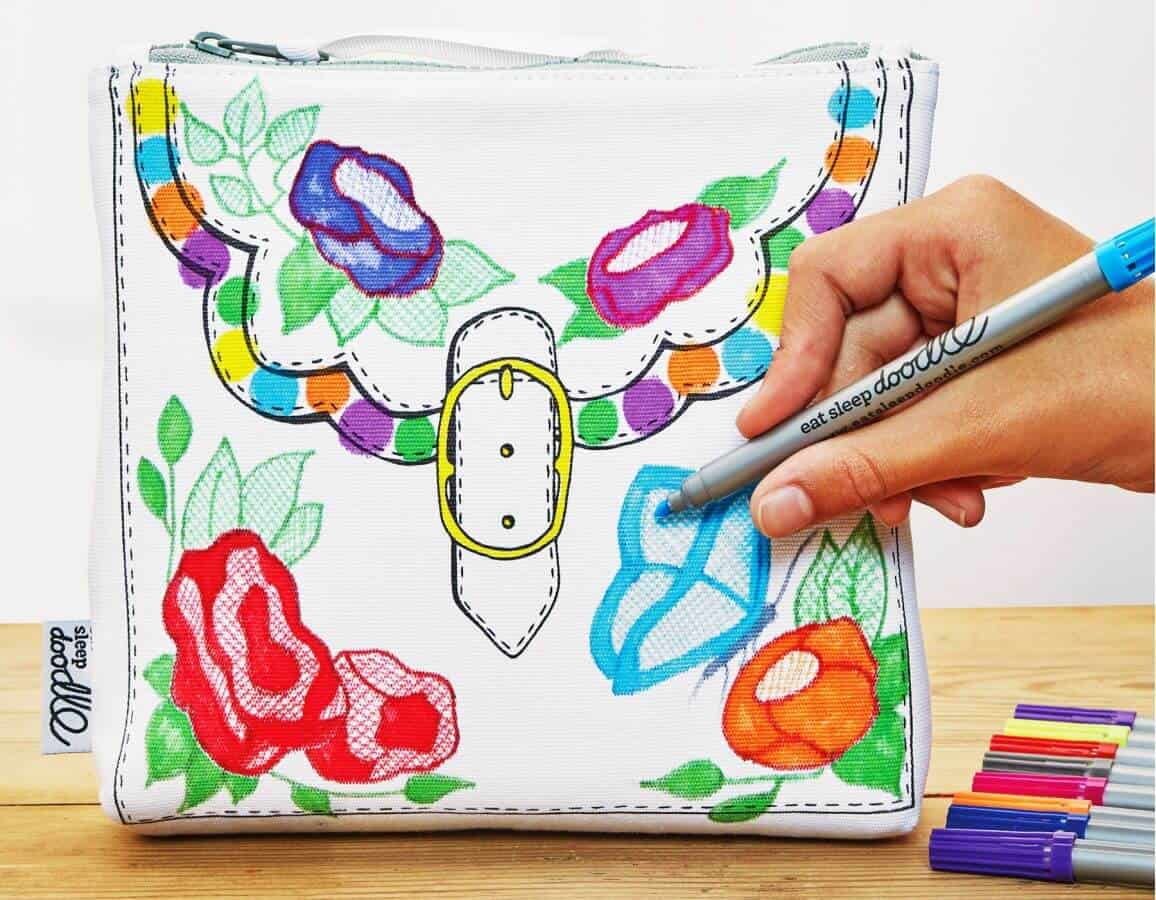 Colour in your own purse