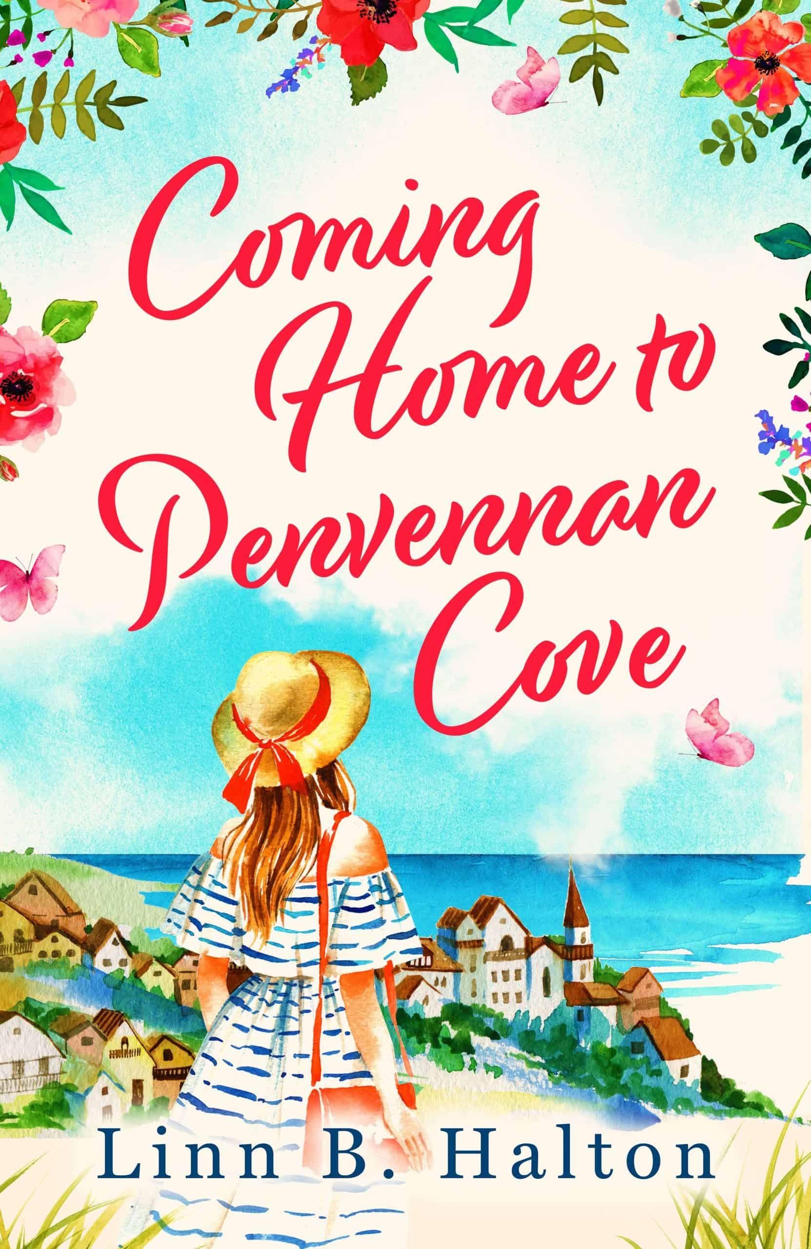 Coming Home to Penvennan Cove by Linn B Halton - Book Review