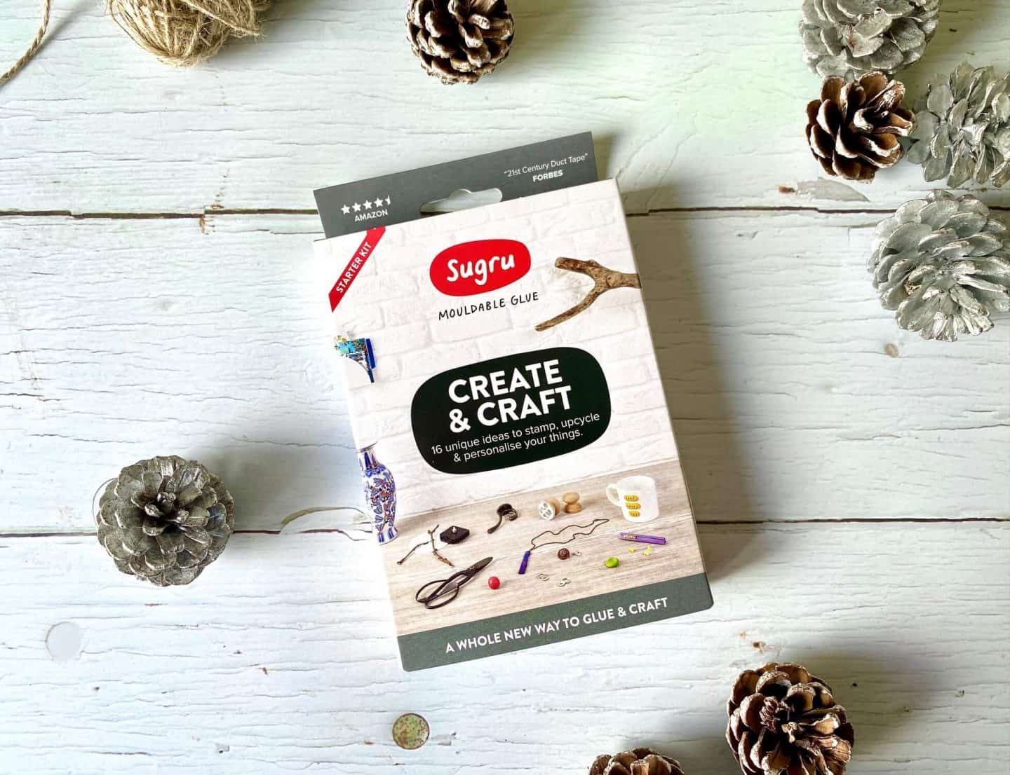 Create and Craft Kit from Sugru
