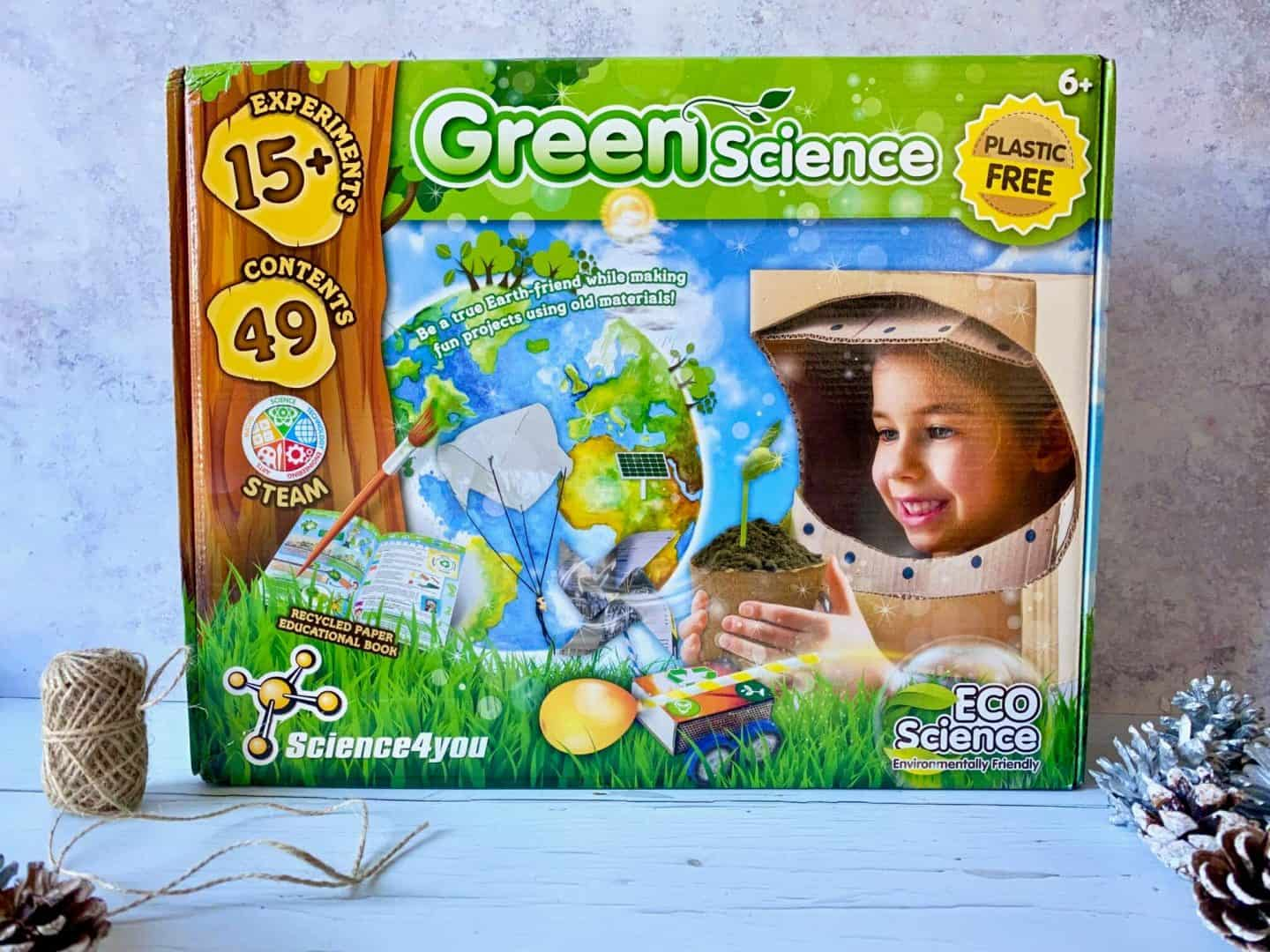 Green Science Set