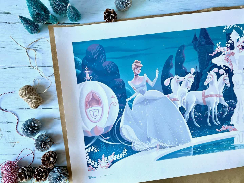 Limited Edition Disney Fine Art Prints