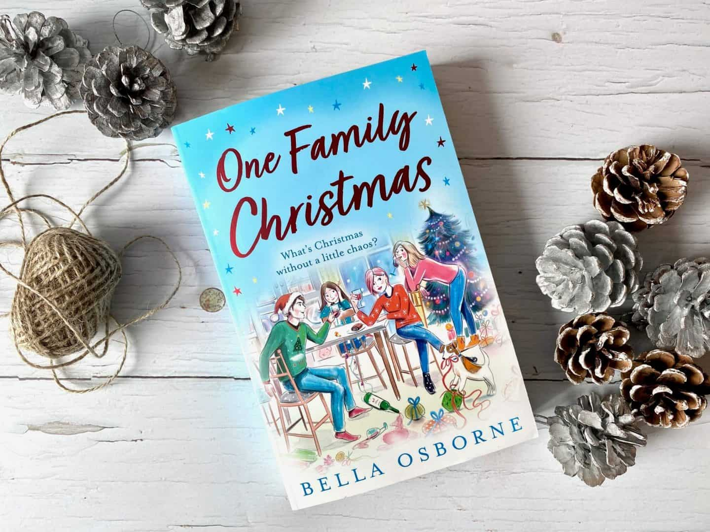One Family Christmas by Bella Osborne