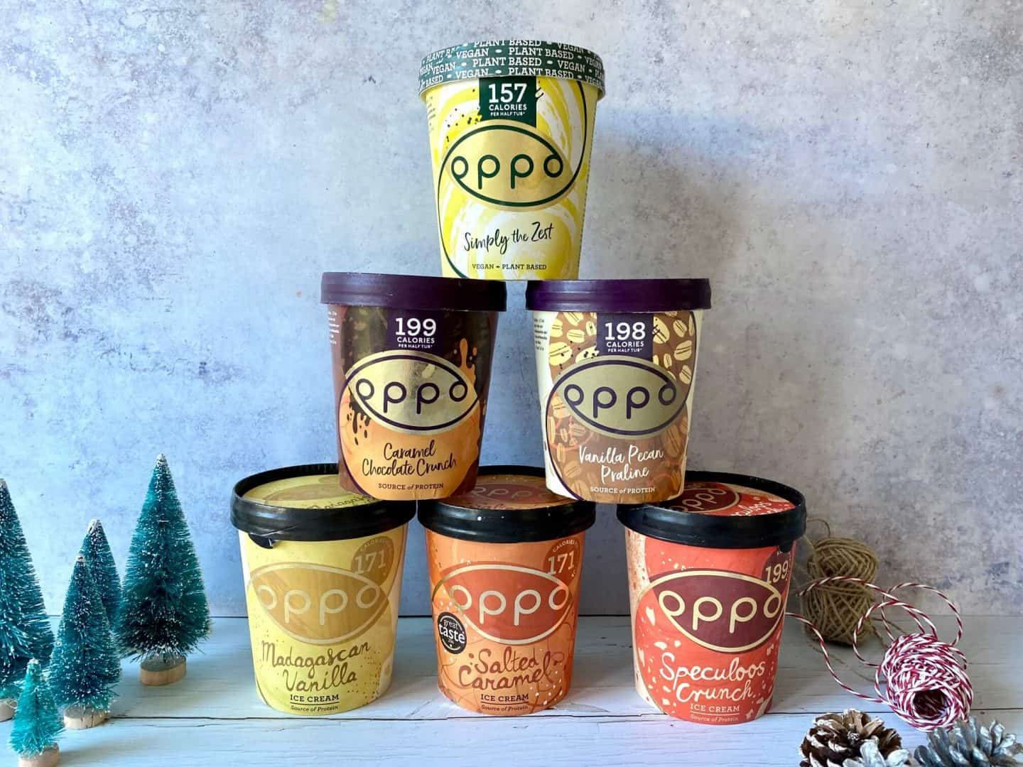 Oppo Ice cream subscription service