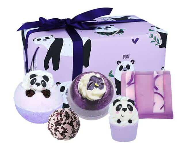 Panda Bath Pamper Gift Set