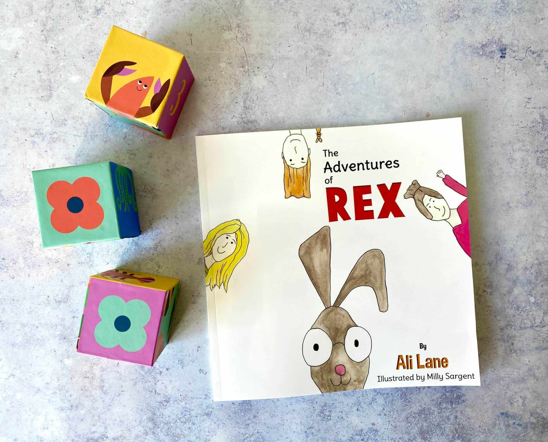 The Adventures of Rex by Ali Lane - Review